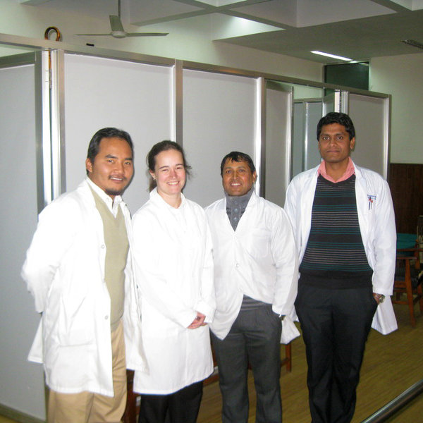 Lisa's Review of her Physiotherapy Elective in Kathmandu