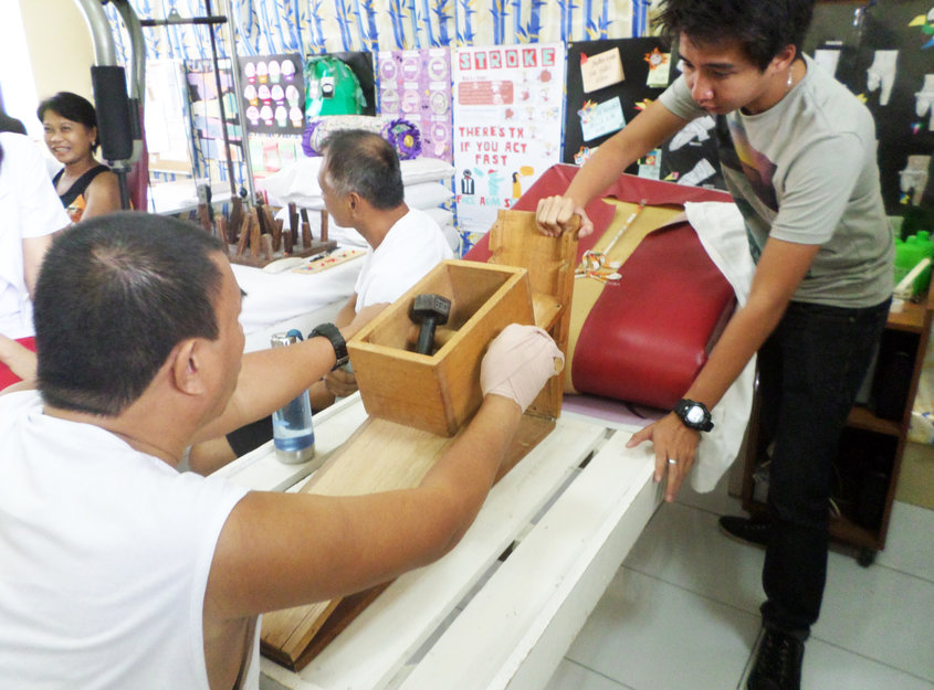 physiotherapy elective in bacolod philippines