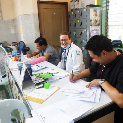 Medical Elective in Dumaguete