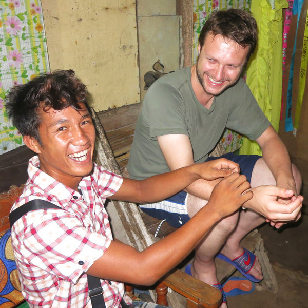 Rob's Review of his Medical Elective in Iloilo, the Philippines