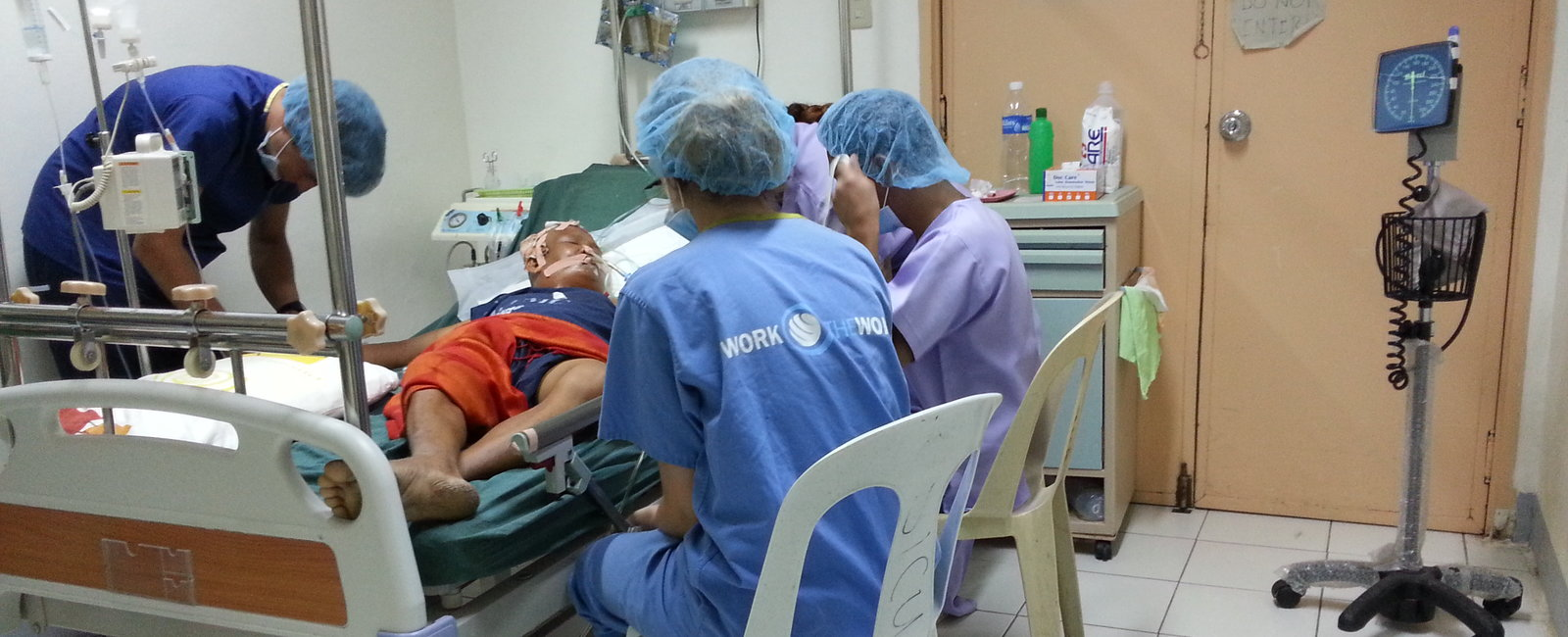 Michelle Bone - Medical Electives in Iloilo, the Philippines