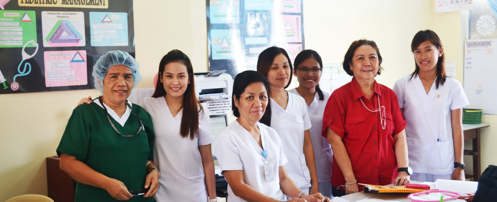 Tanya Summers - Nursing Electives in Iloilo, the Philippines