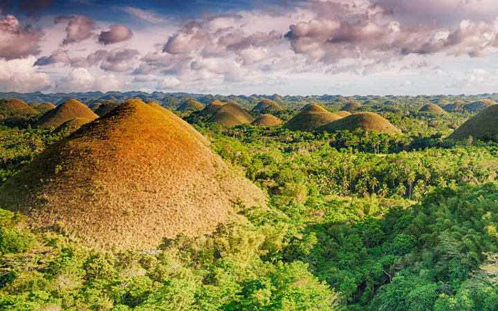 Bohol, the Philippines