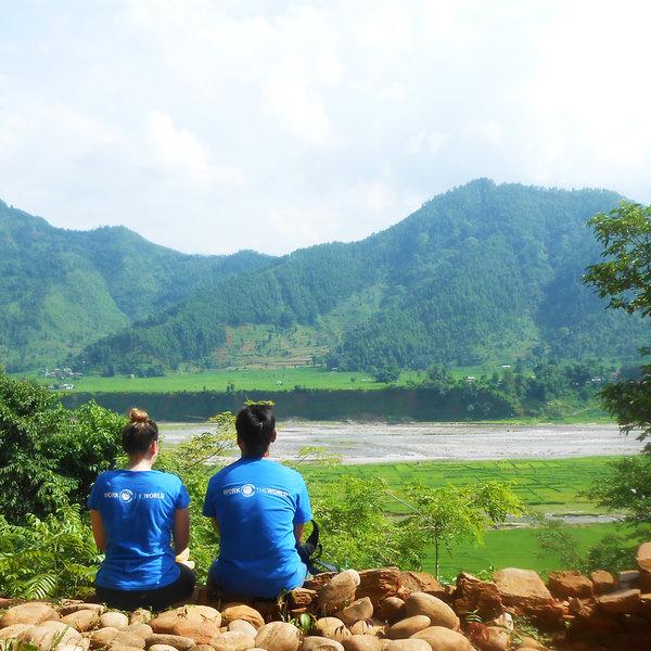 Kathryn's Review of her Nursing Elective in Kathmandu