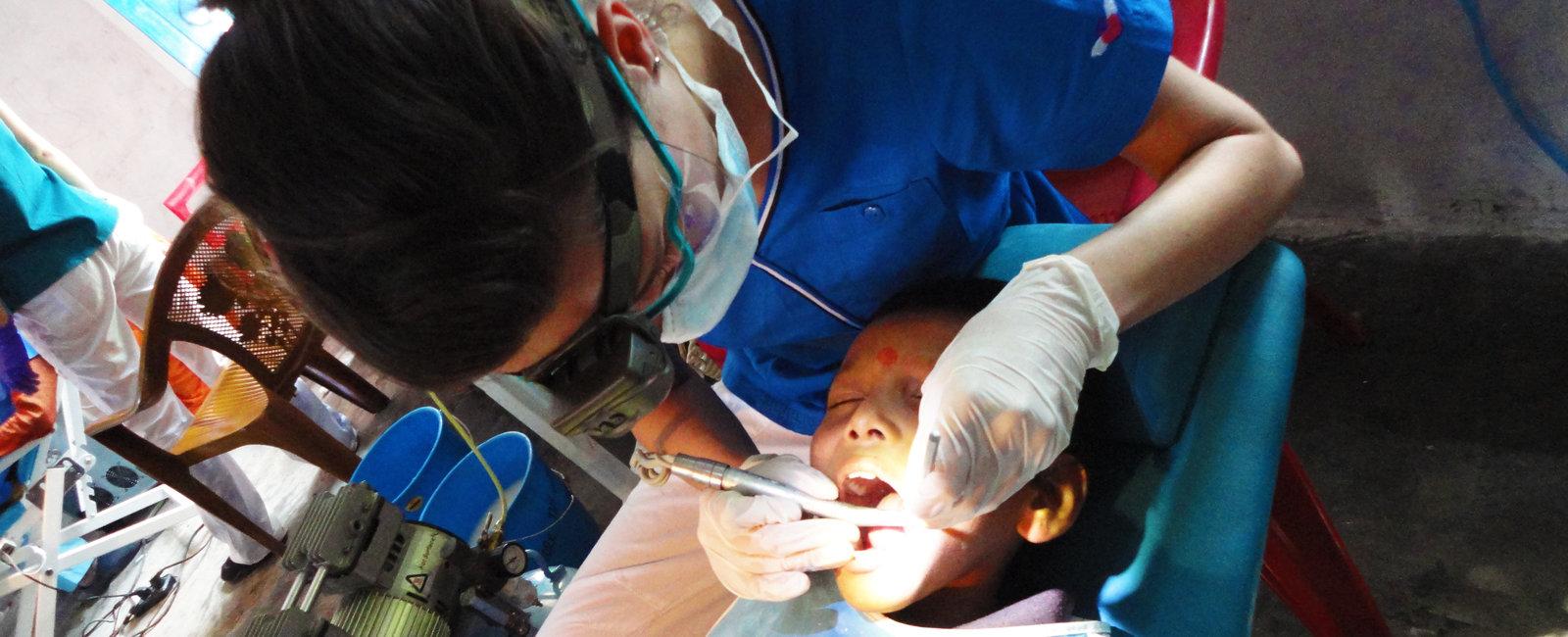 Rachel Otukoya - Dentistry Electives in Pokhara, Sri Lanka