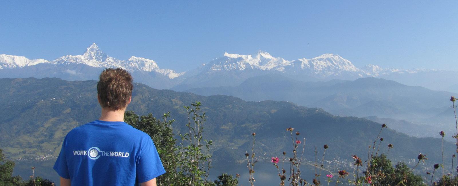 Jonathan Mazal - Radiography Electives in Nepal Pokhara