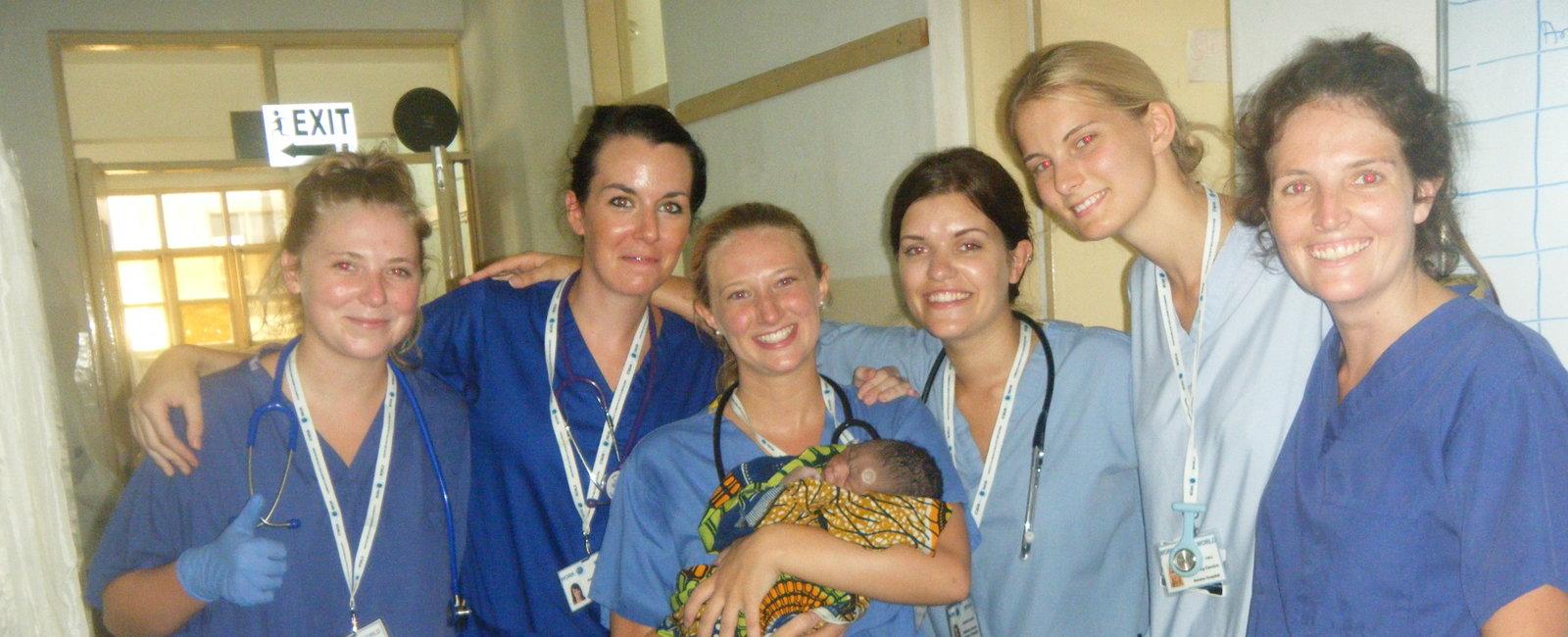 Marije Vos - Midwifery Electives in Dar es Salaam, Tanzania