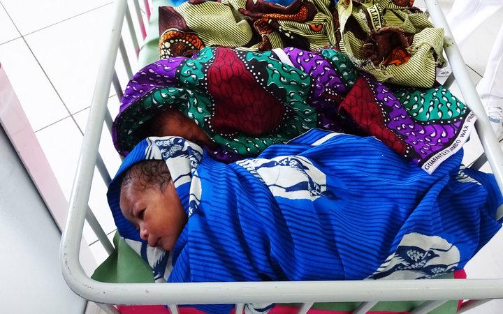 New borns in the Regional Hospital in Arusha, Tanzania