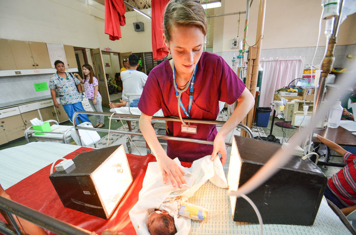 Midwifery Elective in Dumaguete