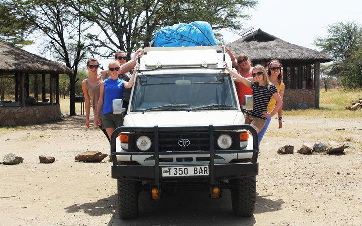 Safari time!