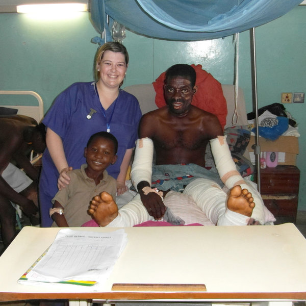 Gemma's Review of her Nursing Elective in Ghana