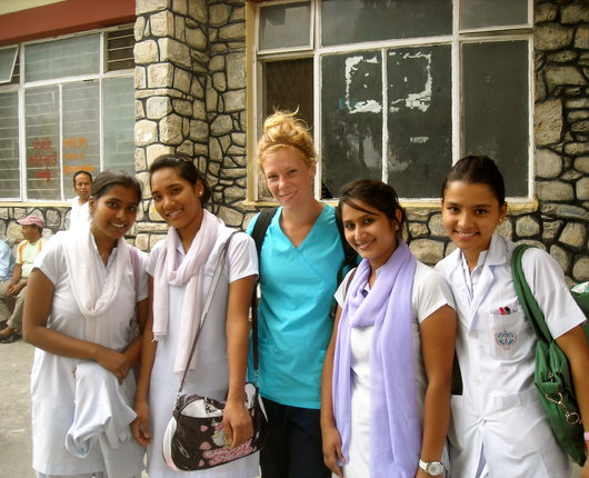 Nursing Placement, Nepal (Pokhara)
