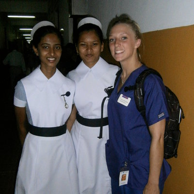 Emily's Review of her Nursing Elective in Sri Lanka