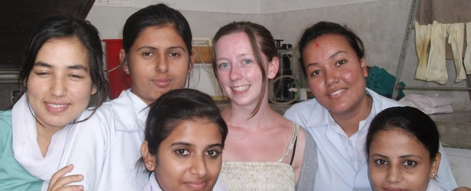 Amber Liddell - Nursing Electives in Nepal Pokhara