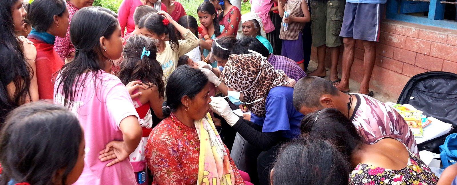 Avan Mohammed - Dentistry Electives in Nepal Pokhara