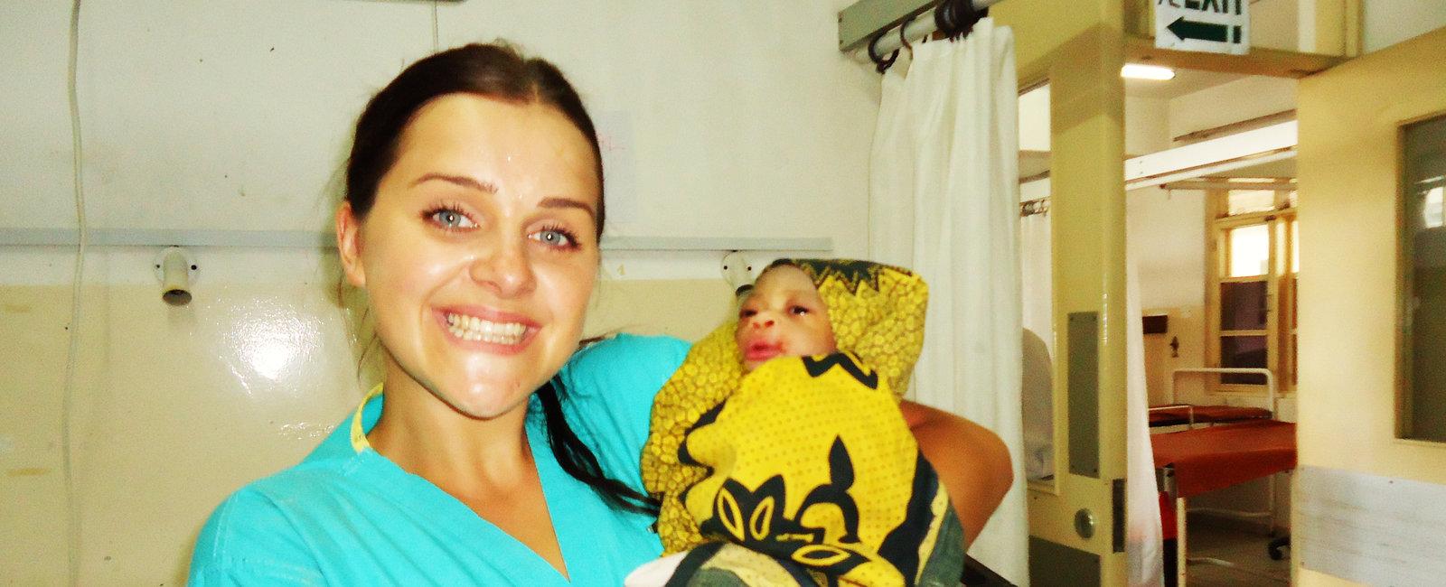Joanna Sillince - Nursing Electives in Tanzania Dar es Salaam