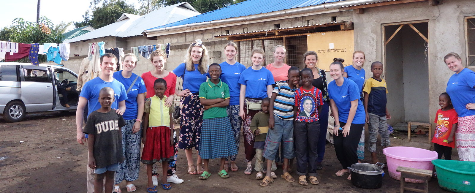 Kimberley Balsdon - Radiography Electives in Tanzania Dar es Salaam
