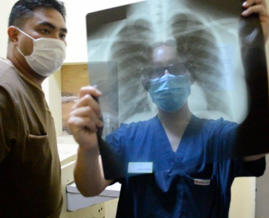 Radiography Placement, Philippines (Iloilo)