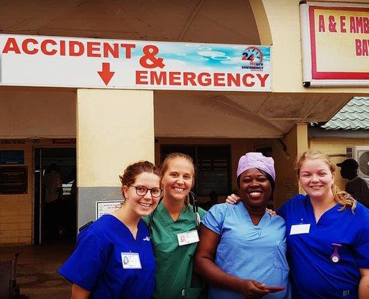 Paramedicine Internship, Ghana (Takoradi)