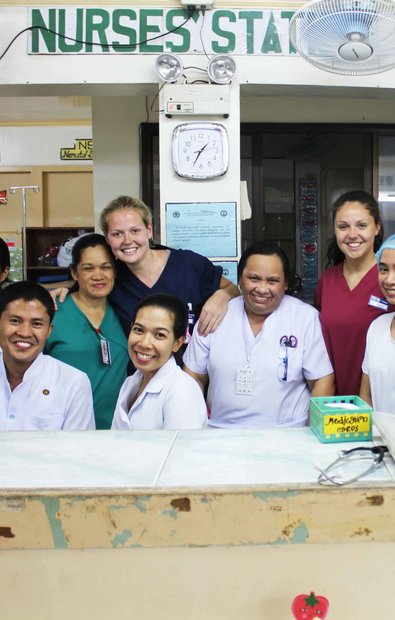 Nursing Placements Abroad