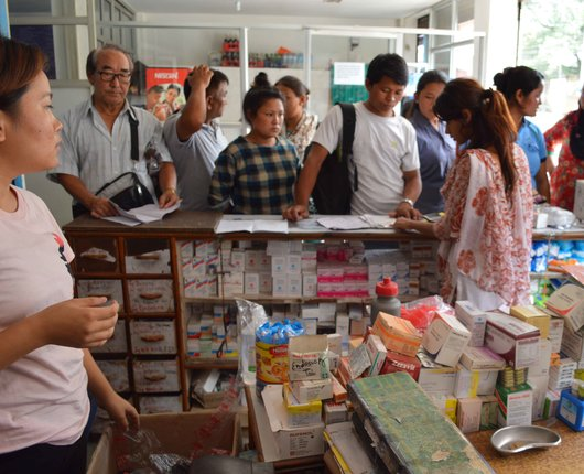 Pharmacy Electives in Indonesia