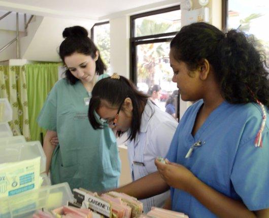Pharmacy Placements in Vietnam