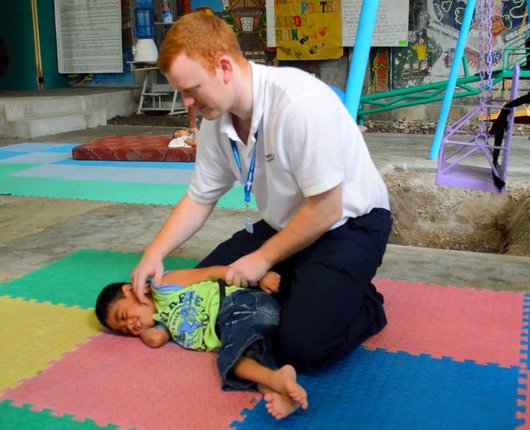 Physiotherapy electives in Cambodia