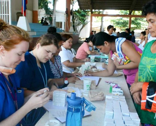 Pharmacy placements in Cambodia