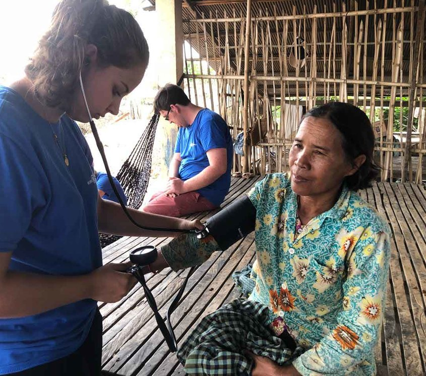 Medical electives in Cambodia